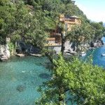 Portofino scorci di natura
